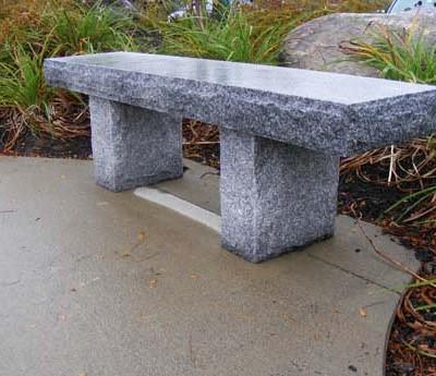 Straight bench