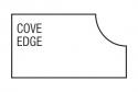 cove edge
